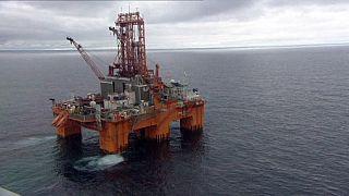 Ölpreis wieder auf dem Weg nach unten