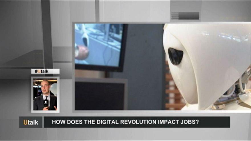 Digitale Revolution: Nehmen Roboter uns bald unsere Jobs weg?