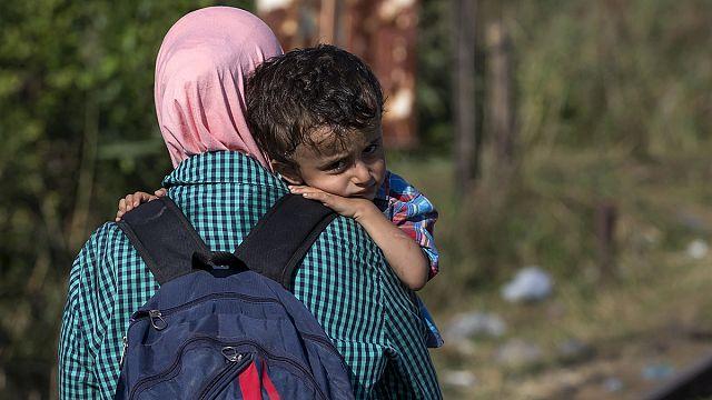 ЕС готовит систему реагирования на кризисы с беженцами