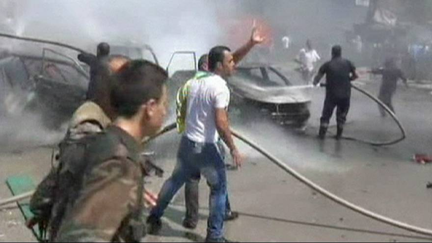 Syrie : attentat meurtrier à Lattaquié, fief du régime