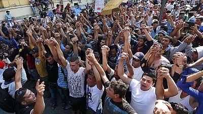 Budapest migrant crisis: Q&A