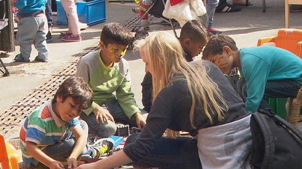 De Vienne à Berlin, l'élan de solidarité envers les migrants