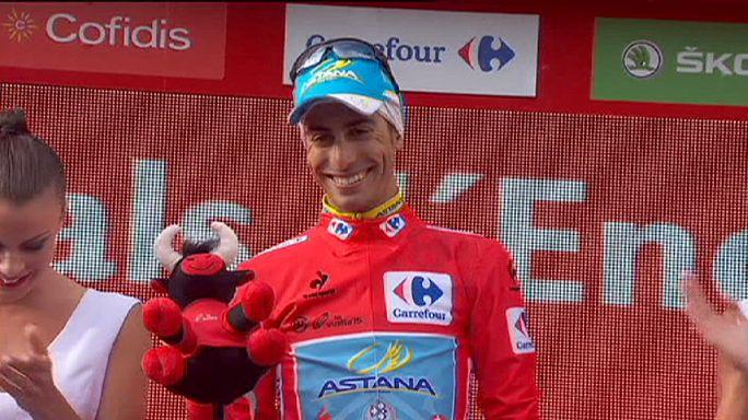 Vuelta - Az Astana napja
