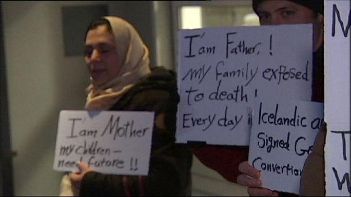 آلاف الآيسلنديين يفتحون بيوتهم لاستقبال المهاجرين السوريين