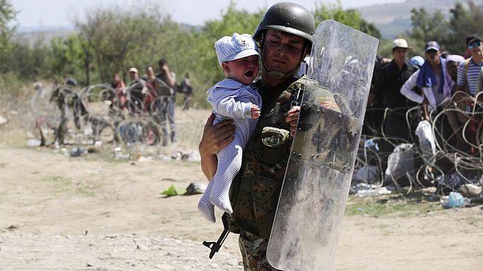 Берлин, Париж и Рим хотят пересмотра правил ЕС о предоставлении убежища