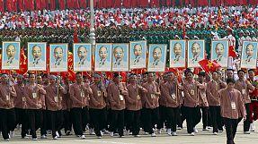 Unabhängigkeitstag in Vietnam