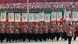 Vietnam conmemora los 70 años de su independencia