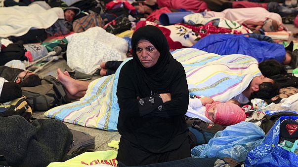 Budapest : le ras-le-bol des réfugiés et candidats à l'asile