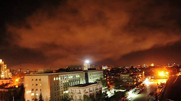 Image: Syria Attack