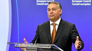 """Migrantes: """"O problema não é um problema europeu. É um problema da Alemanha"""", afirma PM da Hungria"""