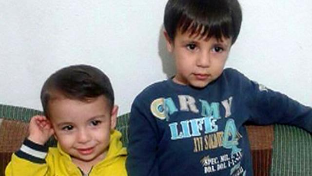 Айлан Курди как символ трагедии беженцев