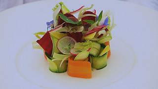 Monako'da doğal yemek deneyimleri