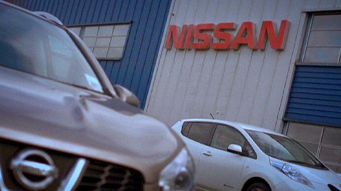Nissan veut investir 135 millions d'euros dans son usine de Sunderland