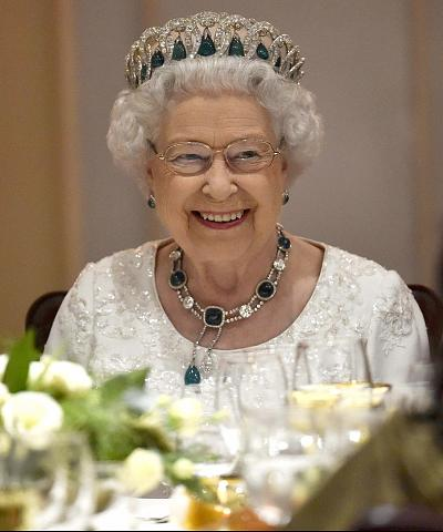 Queen Elizabeth II, 92, is Head of the Commonwealth but doesn\'t reign over all of its countries.