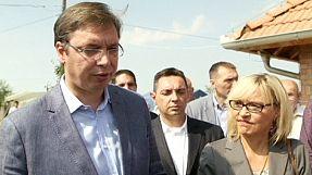 Sérvia preocupada com o futuro dos migrantes