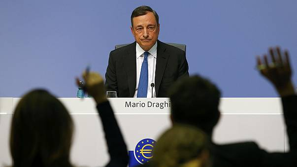ECB trims Eurozone growth and inflation forecasts