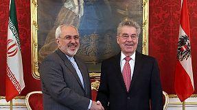 رئیس جمهور اتریش: دربارهی حقوق بشر با مقامات ایران گفتگو خواهم کرد
