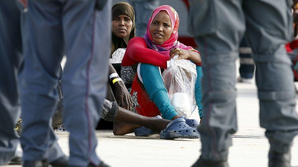 Brüssel mahnt Solidarität in der Flüchtlingsfrage an
