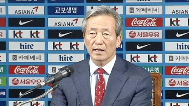 FIFA - Tiszta választást követel a dél-koreai elnökjelölt
