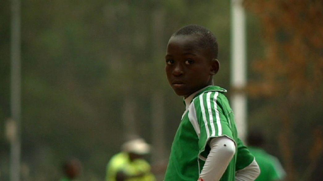 Start der African Games 2015 in Brazzaville