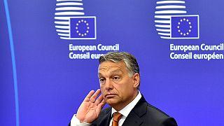 ویکتور اوربان: بدون ثبت نام و بدون ویزا هیچ پناهجویی نمی تواند مجارستان را ترک کند