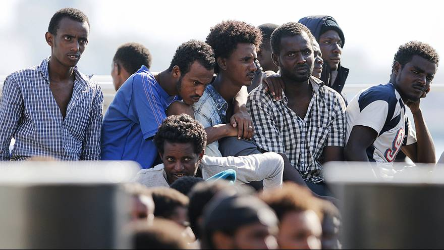 درخواست لیبی برای برگزاری یک کنفرانس بین المللی برای حل بحران مهاجران