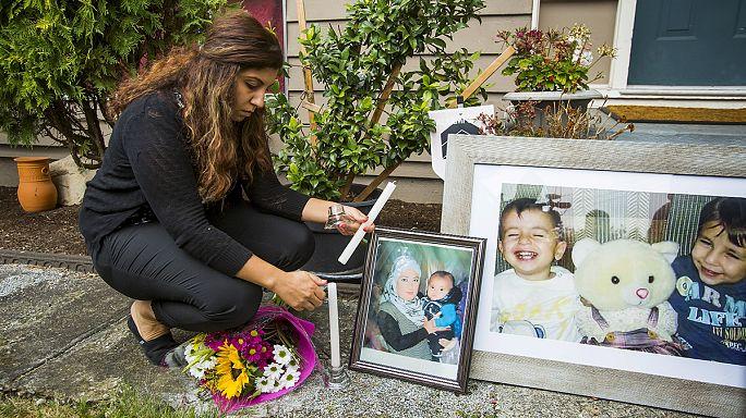 """Réfugiés syriens : la tante du petit Aylan """"blâme le monde entier"""""""