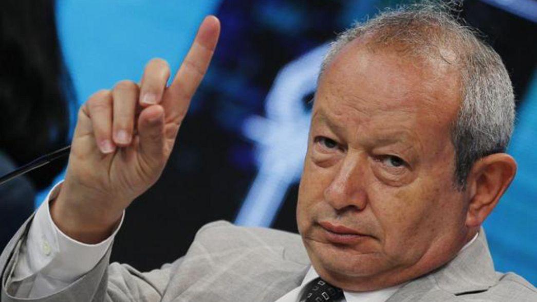Mısırlı milyarder Sawiris: Akdeniz'de ada satın, göçmenleri ağırlayayım