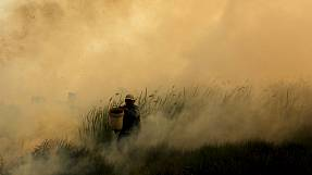 Indonesia on fire