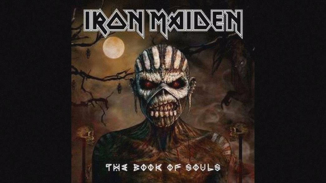 """Iron Maiden presenta su nuevo disco, """"The Book of Souls"""""""