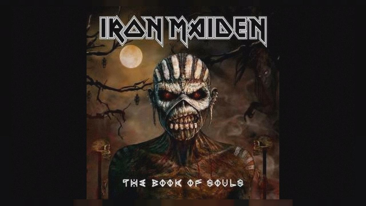 "O novo álbum dos Iron Maiden: ""The Book of Souls"""