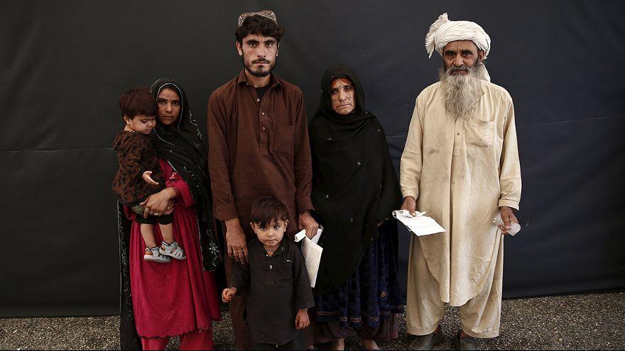 Bizonytalanságból bizonytalanságba – hazatérnek Pakisztánból az afgán menekültek