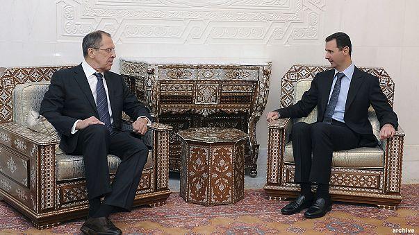 """Putin: """"Beşşar Esad iktidarı sağlıklı muhalefetle paylaşmaya hazır"""""""
