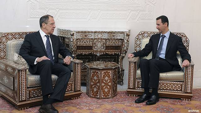 Syria's Assad may share power with 'healthy' opposition - Putin