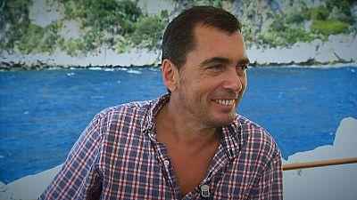 Brice Cachia, créateur de perles
