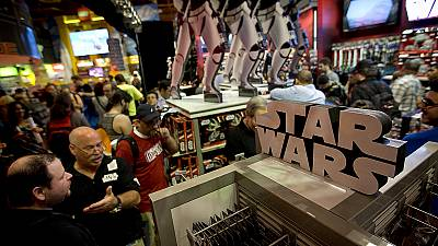 Disney banks on force being with new Star Wars toys