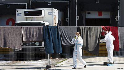 Les migrants du camion abandonné en Autriche sont morts étouffés
