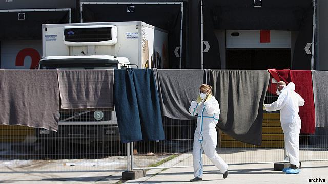 Austrian lorry: 71 victims suffocated almost immediately say police