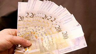 کاهش شدید نرخ تورم در سوییس