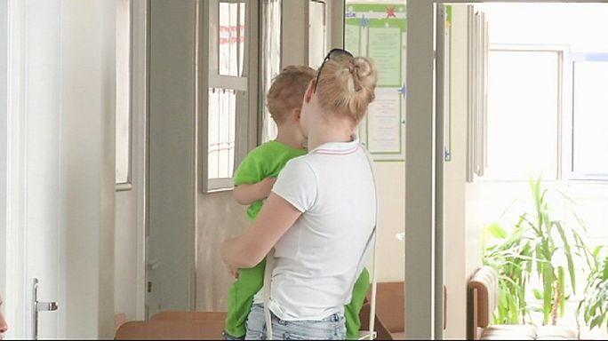 أوكرانيا: حملة لقاحات ضدد شلل الأطفال إثر الكشف عن إصابة طفلين بالشلل