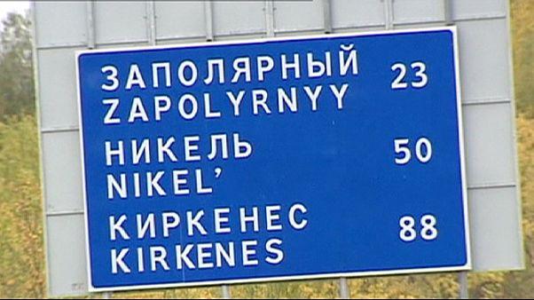 A Sarkkörön keresztül Európába