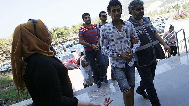 بازداشت چهار قاچاقچی مظنون، به دنبال مرگ کودک پناهجوی سوری