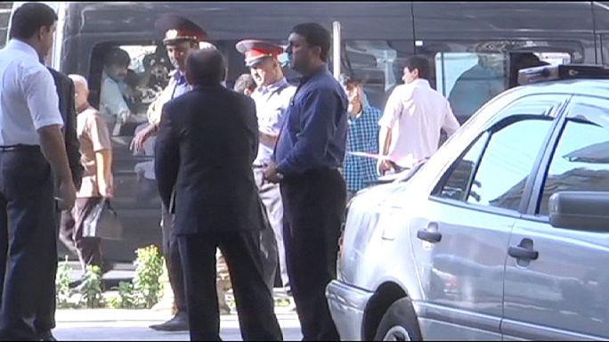 Вооруженные столкновения в Таджикистане