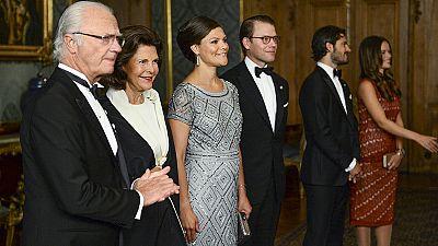 Princesa herdeira da Suécia está grávida