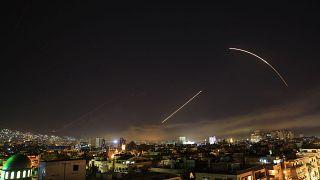 Image: Syria strikes