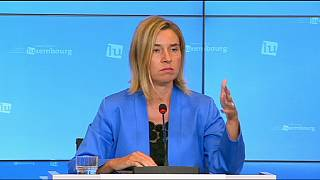 Flüchtlingskrise bei EU-Außenministertreffen: Konsens nur zur Militäroperation gegen Schlepper