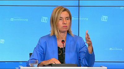 Los ministros de Exteriores de la UE estrechan su colaboración ante la crisis migratoria