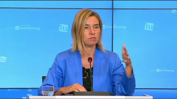 Migrants crisis: Mogherini appeals for unity as EU ministers meet at odds