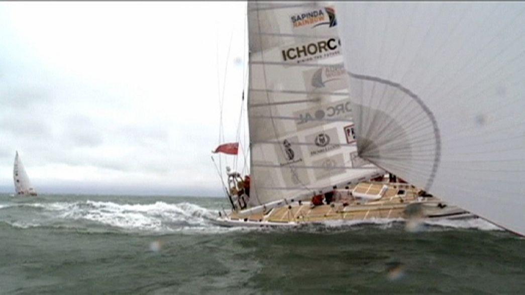 Fallece un miembro de la tripulación del IchorCoal en la Clipper Round the World de vela