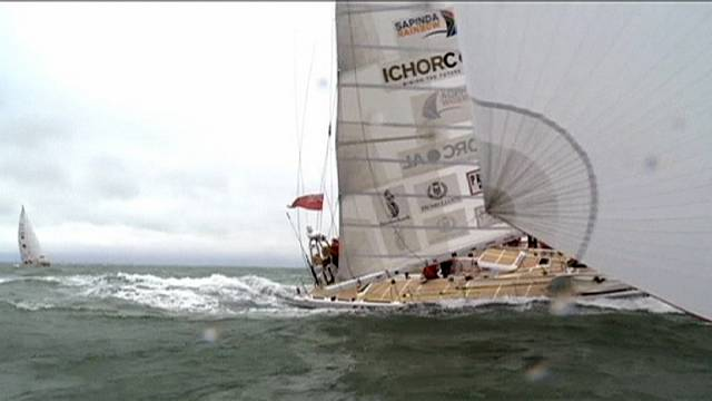 British sailor dies in Clipper Round The World Yacht Race